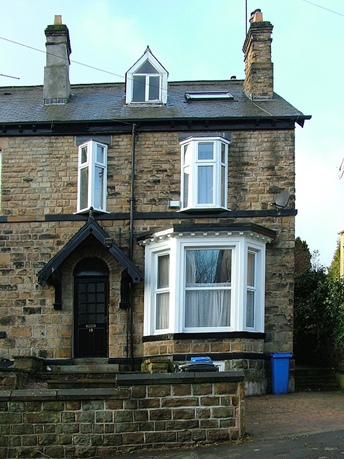 13 Dover Rd Upper, Sheffield, S11 8RH - 3 Bedroom House