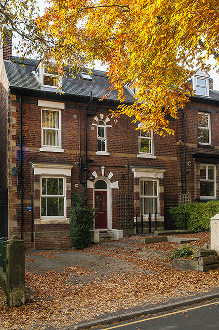 The Beeches, 44 Broomgrove Road, Sheffield, S10 2NA - 11 Bedroom House
