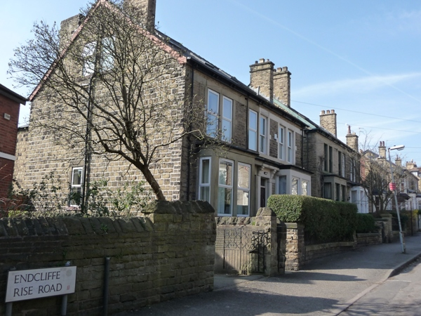 60 Endcliffe Rise Road, Sheffield, S11 8RU - 8 Bedroom House